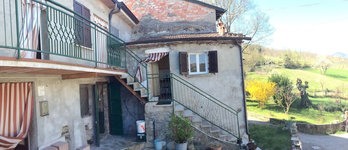 COLI - Grandma's house - Ponté Sotto - Haus