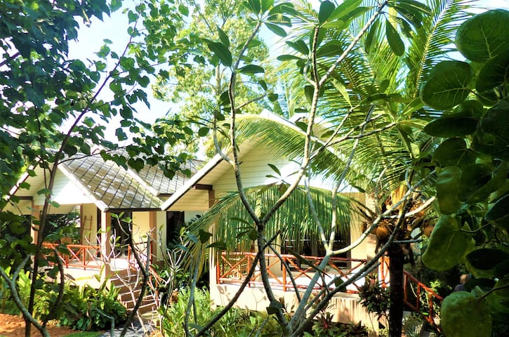 bungalows individuels
