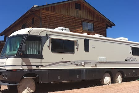 Rainbow's End Ranch - Marge - Beautiful 37 ft. RV