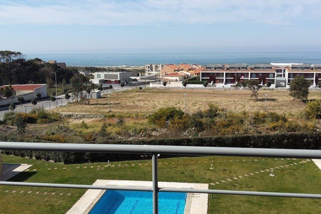 Apartamento a 100 metros da praia apartamentos en for Piscina 100 metros portugal