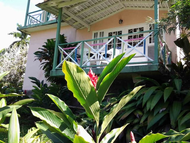 VILLA CASA BLANCA,  2 Bedrooms - Port Antonio - Villa