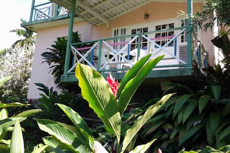 VILLA CASA BLANCA,  2 Bedrooms - Port Antonio