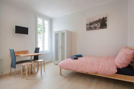 """Studio """"Locquéran"""" (au coeur de la ville) - Audierne - Apartamento"""