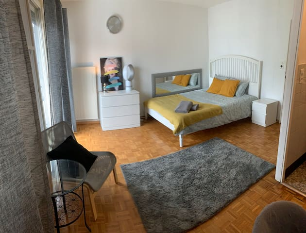 Cosy appartement with Balcon