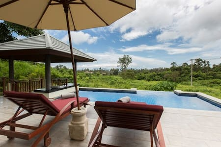 Luxury Pool Villa Baan Natcha - Villa