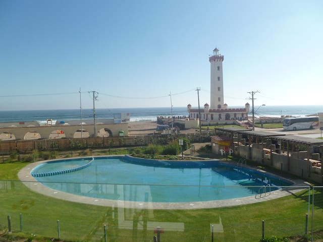 Departamento con vista al mar - La Serena - Apartment