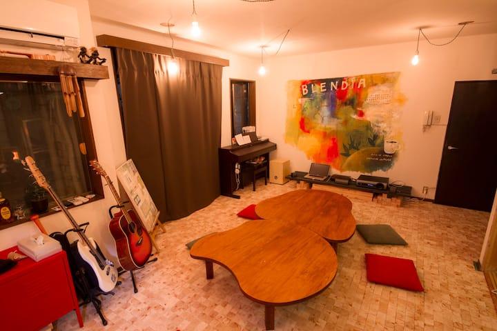 BLENDIA Share house : Homestay #3