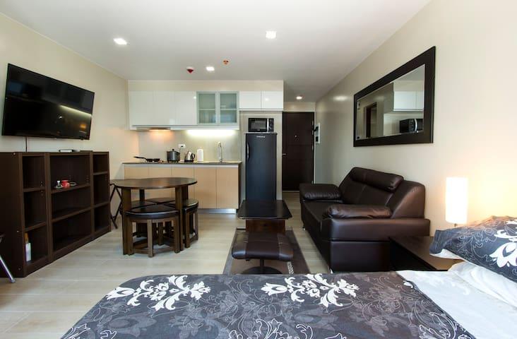 22ndFlr Studio-Super Fast Internet! - Quezon City - Apartment