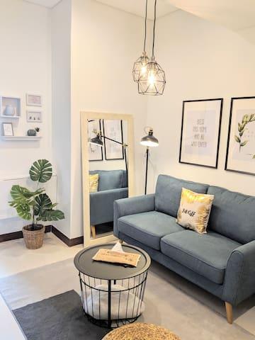 *NEW* EA Suites COZY 2 BR Alam Sutera Binus IKEA