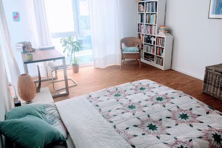Big room in beautiful / quiet flat near Bergpark - Kassel