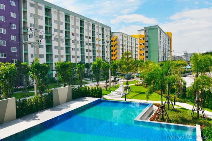 LPN Condo Chonburi by Maysa