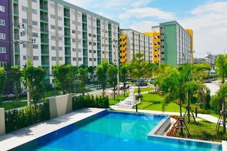 LPN Condo Chonburi by Maysa       - Bang Pla Soi - อพาร์ทเมนท์