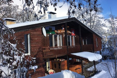 Free Spirit Lodge Sörenberg/Luzern - Flühli
