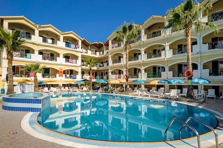 ZANTE ATLANTIS HOTEL - Laganas