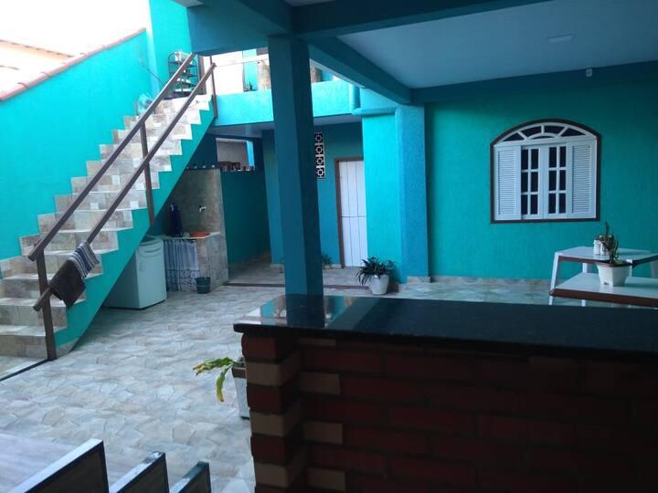 Casa em Barra de São João a beira do rio São João