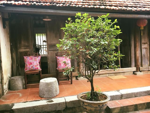 MAISON KIEU -  PRIVATE HOUSE IN TAM COC