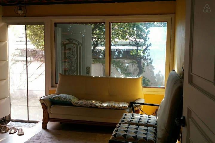 Private house rent with garden 단독주택 - Eunpyeong-gu - บ้าน