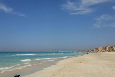 Apartment 1 min from Bianci beach - Agami