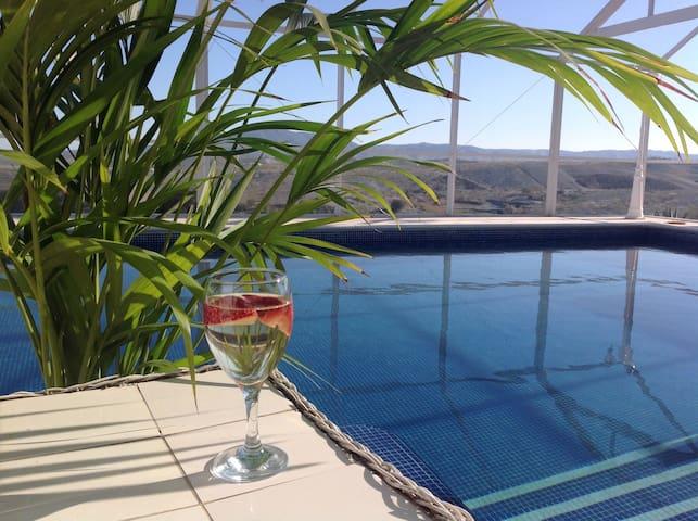 Cortijo Colina a rural retreat in Spain - Velez Rubio