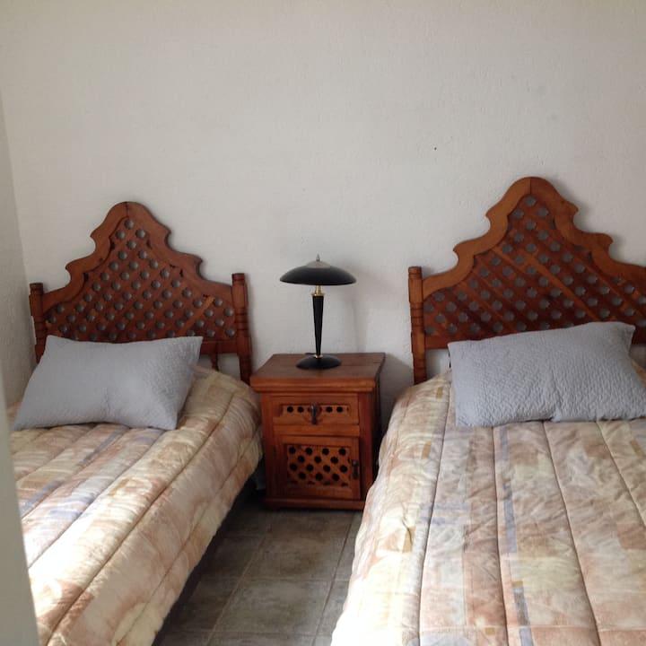Room B, In a Quiet House in Querétaro