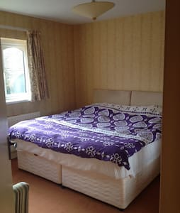 Double/twin room in seaside estate