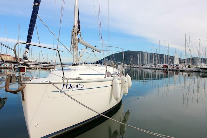 Yacht - Levkas - Boat