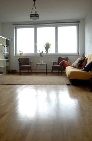 2br /berlin -Sunny perfect location - Berlin - Apartament