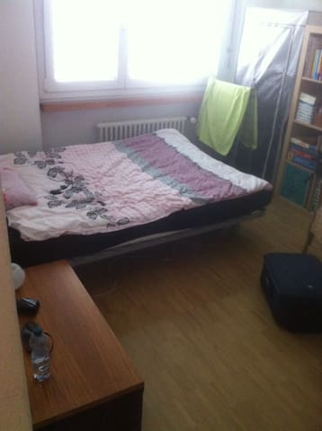9 min -> airport, 12 min -> City - Illnau-Effretikon - Appartement