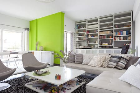 Whole floor flat in Athens - Athens