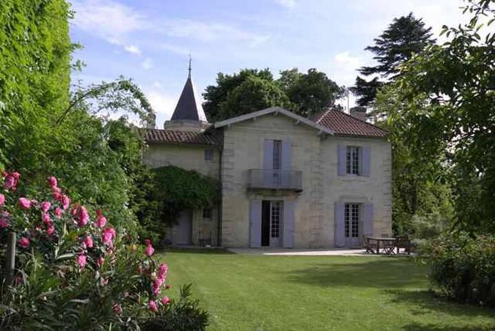 Propriété en pleine nature - Génissac - 城堡