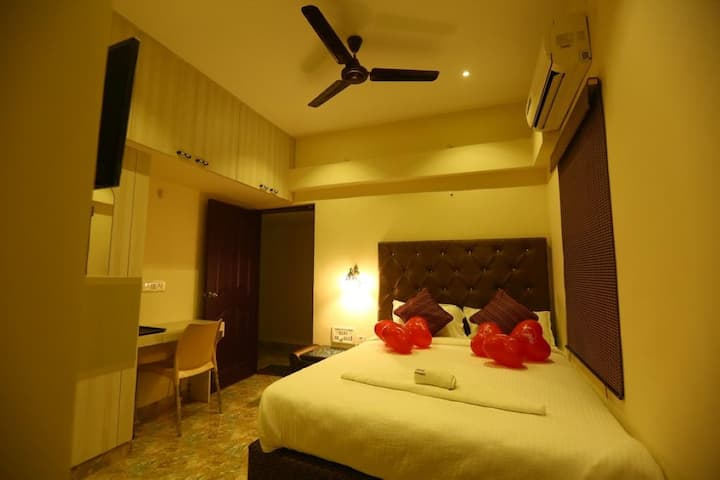 DDR · Double Room with Complimentary Airport Drop