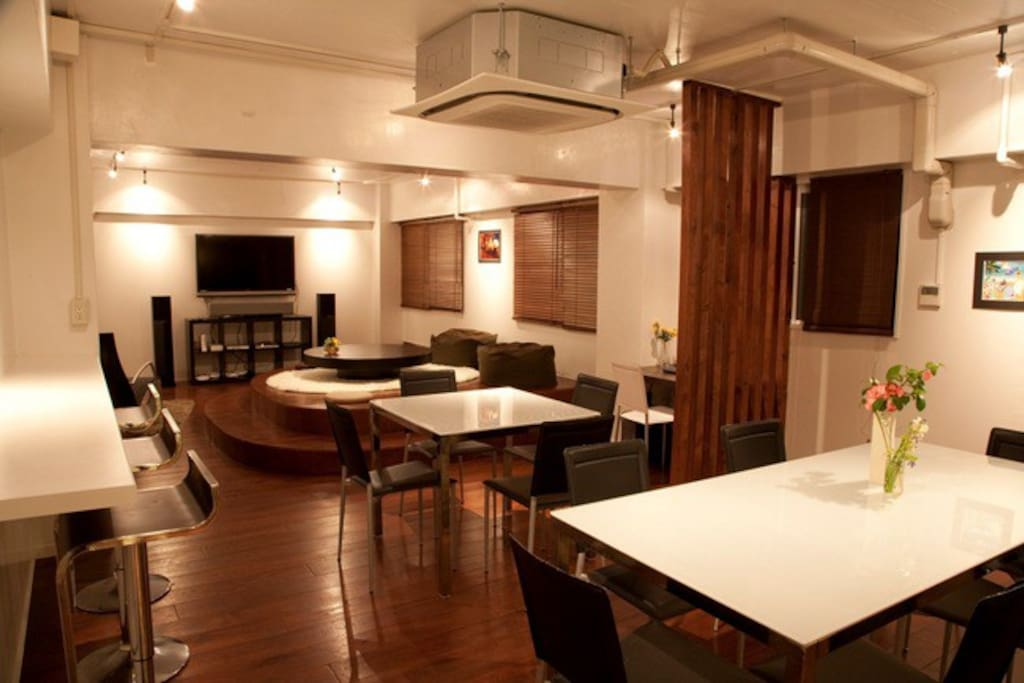 Lounge, living room