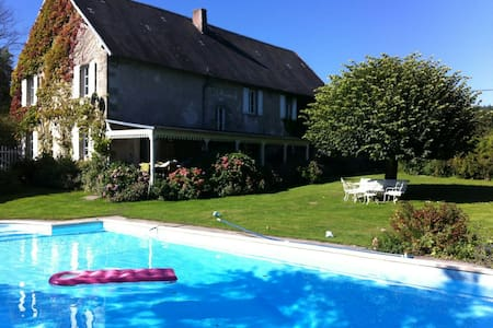 Very large cottage in Limousin - Saint-Sulpice-le-Guérétois