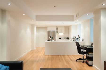Luxury 4 Mins From Central Station!