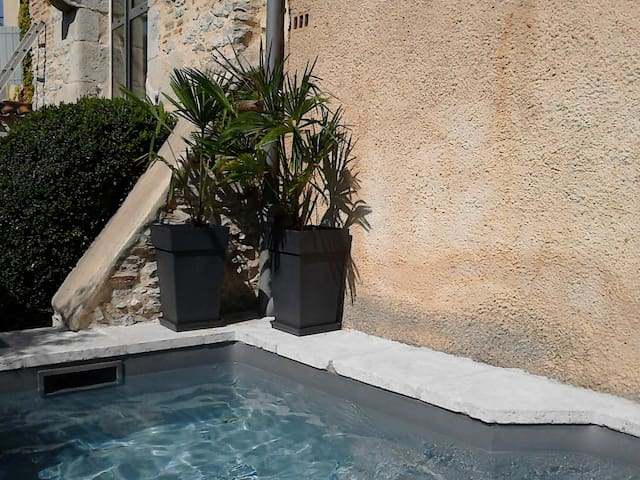 Very nice town house near Cahors - Pradines