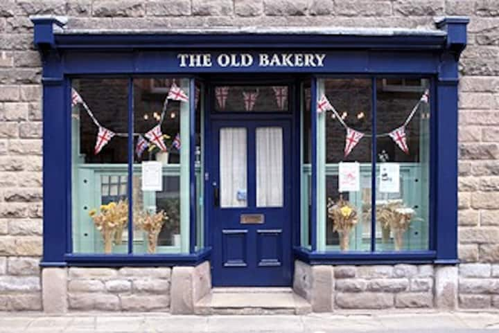 """Authentic"" - The Old Bakery B and B"
