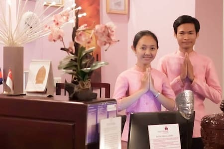 Angkor Orchid Central- Best Rate! - Krong Siem Reap - Pousada