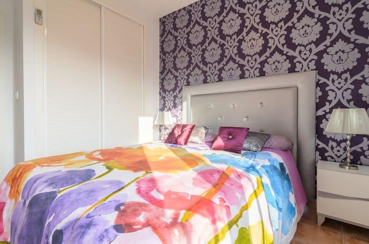 dormitorio principal / main doublé bed room