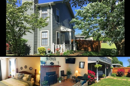 Cozy Home Near Opryland & Grand Ole Opry & Airport - 那什維爾 - 連棟房屋