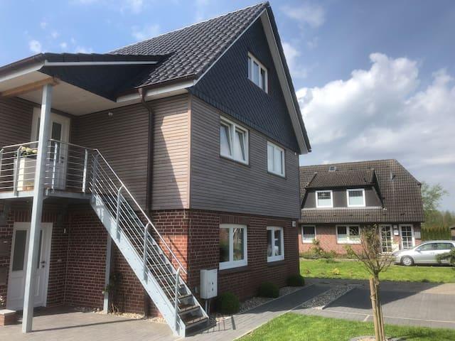 Gemütliche Wohnung in Hamburg-Kirchwerder