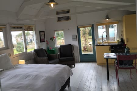 Private cottage at waterfront - Amsterdam - Cabane