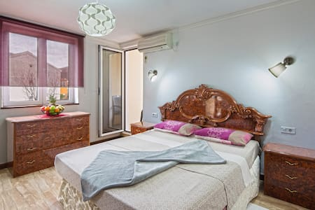 Comfort Double room with balcony - Lakás