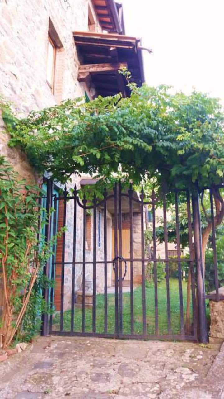 Intera casa 'Il Poggio Verde'