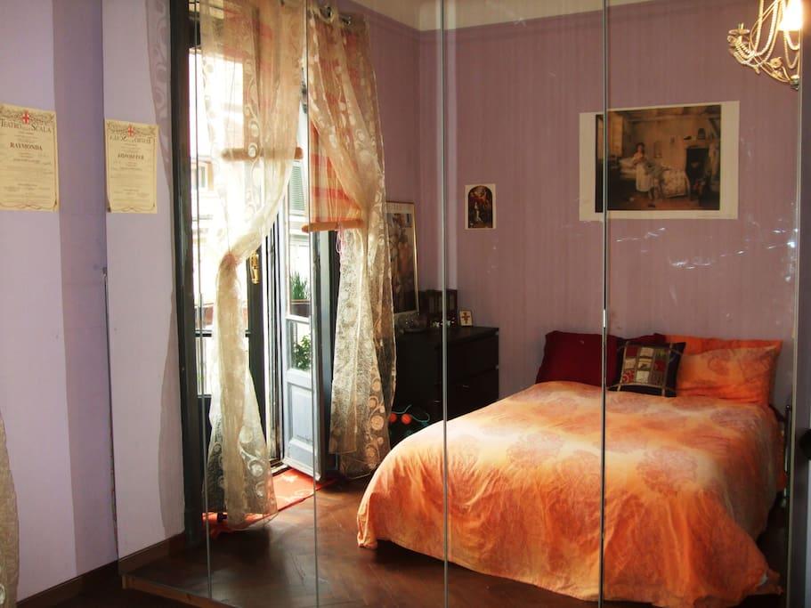 Lovely 2 room aptmt porta venezia apartments for rent in - Cinema porta venezia milano ...