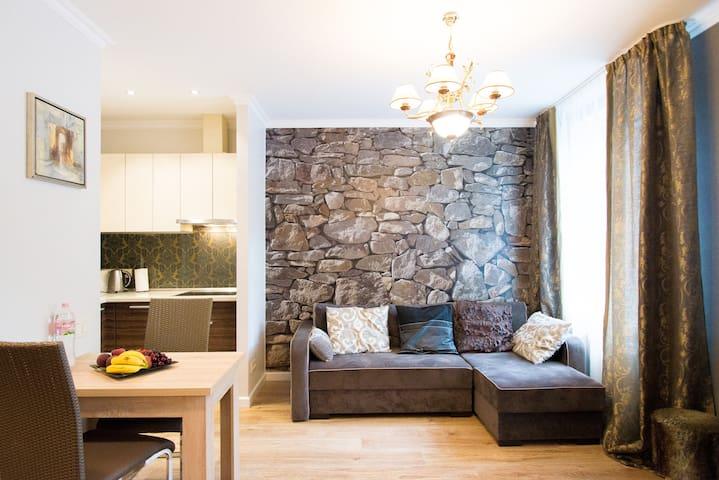 Прекрасная квартира в центре Риги. - Riga - Apartmen
