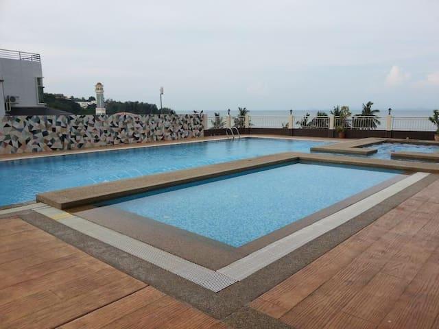 Cosy Seaview Condo in Tg Bungah - Tanjung bungah - Apartment