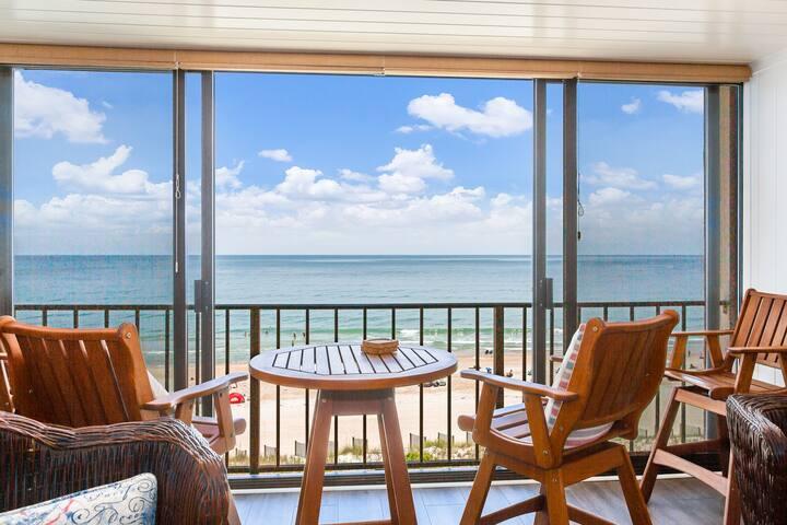 Islander 6B -- Luxury Oceanfront Condo with Incredible Amenities!