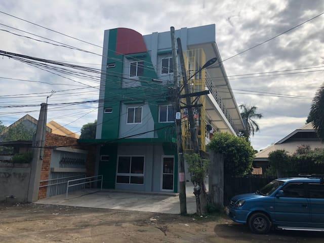 绿色公寓酒店 Geeen condotel