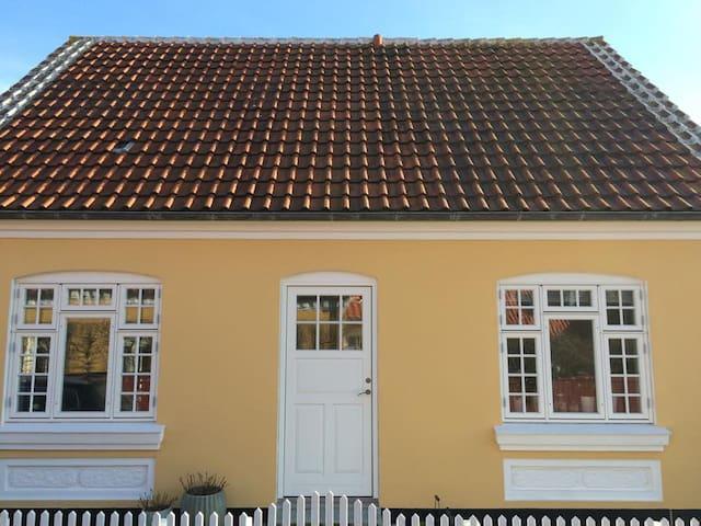 Charming 3 bedroom house in Skagen