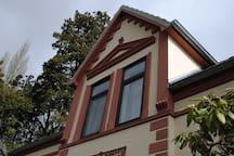 Gemütliches Alt-Bremer Friesenhaus